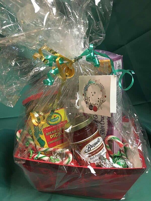 Christmas Basket #10