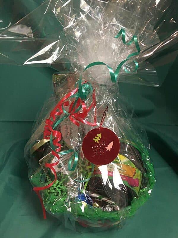 Christmas Basket #12