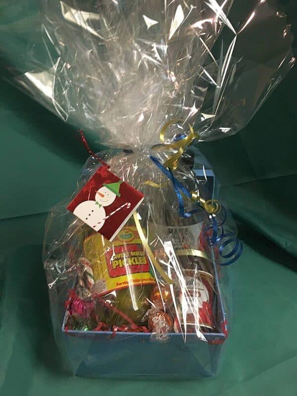 Christmas Basket #15