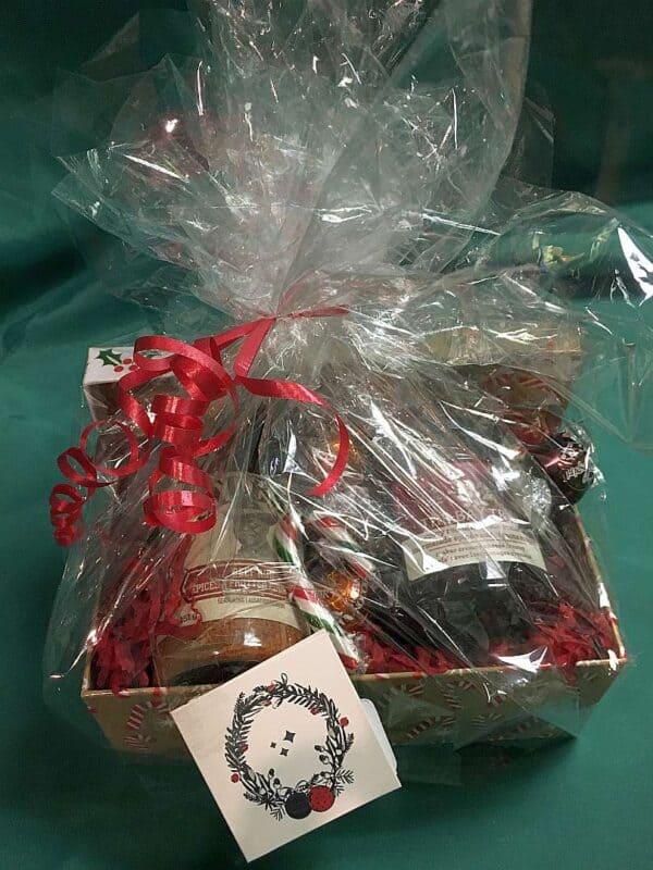 Christmas Basket #17