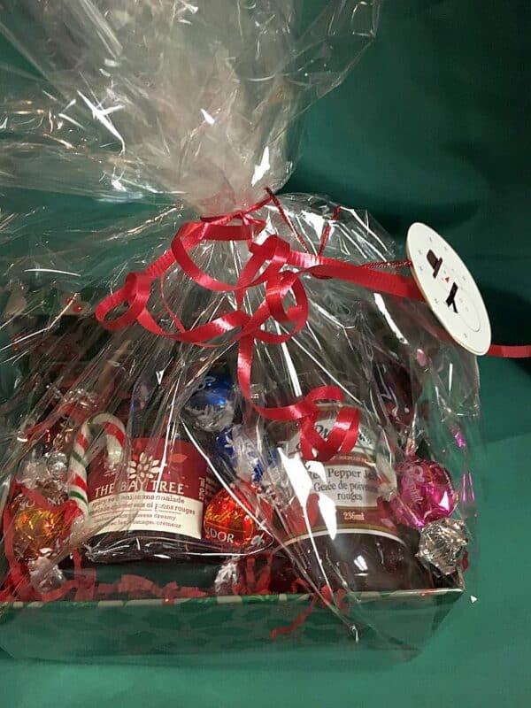 Christmas Basket #21